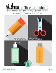 2016 Classroom Essentials Catalog